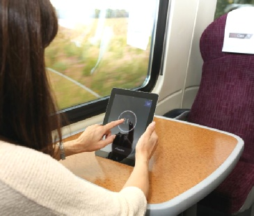 connecting to a Worcester Wave while travelling using the Smart App